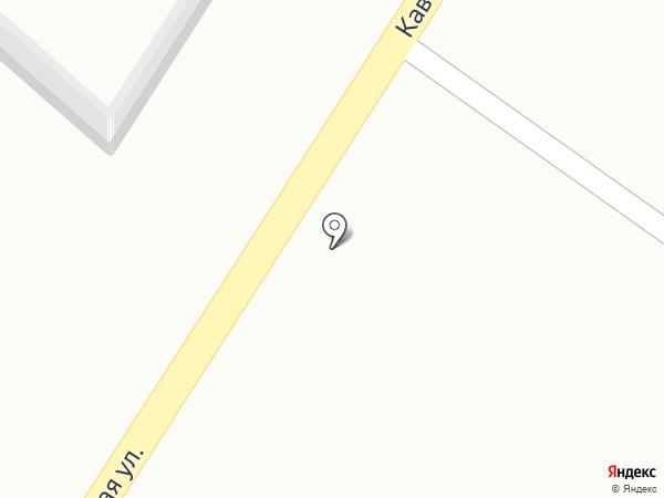 Теплое Местечко на карте Петропавловска-Камчатского