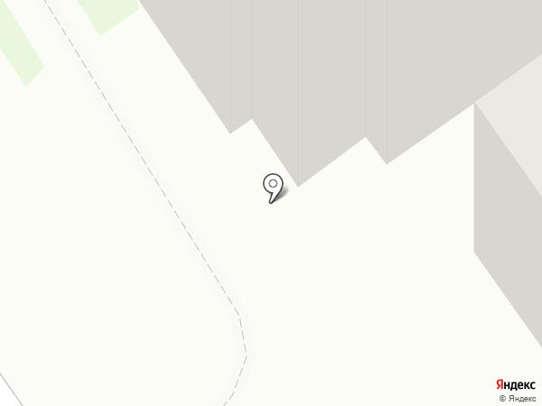 Афродита на карте Петропавловска-Камчатского