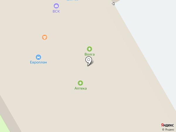 WOK`N`ROLL на карте Петропавловска-Камчатского
