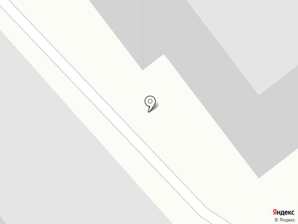 Магазин контрактных автозапчастей на карте Петропавловска-Камчатского
