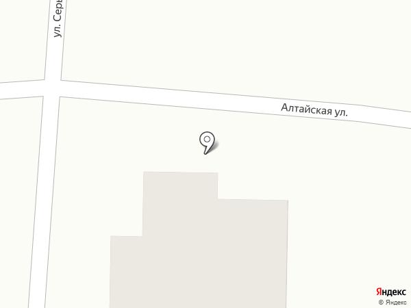 Пати хаус на карте Петропавловска-Камчатского