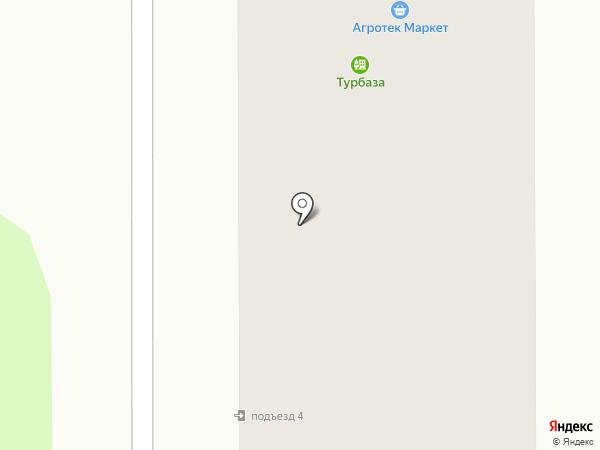 ПЕРЕКС на карте Петропавловска-Камчатского
