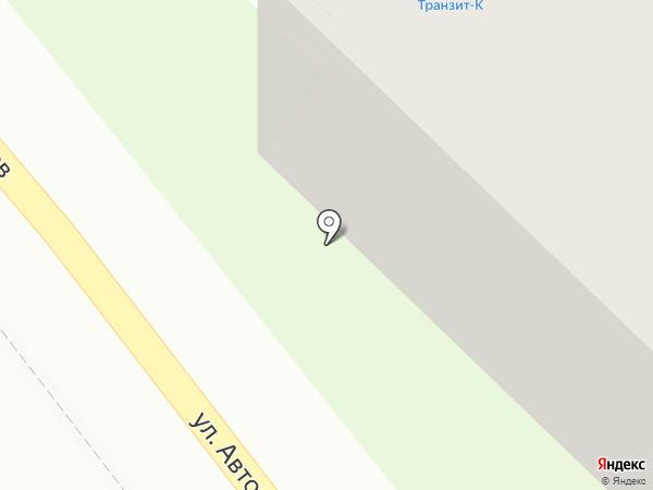 Уютный дом на карте Петропавловска-Камчатского