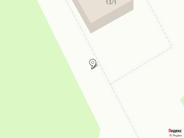 Вилюй на карте Петропавловска-Камчатского
