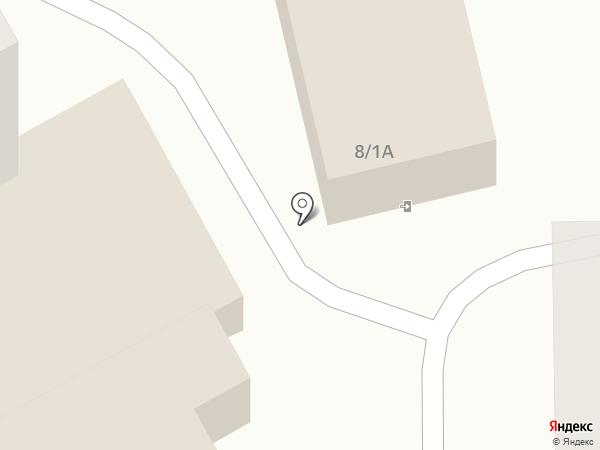 Бавхас на карте Петропавловска-Камчатского