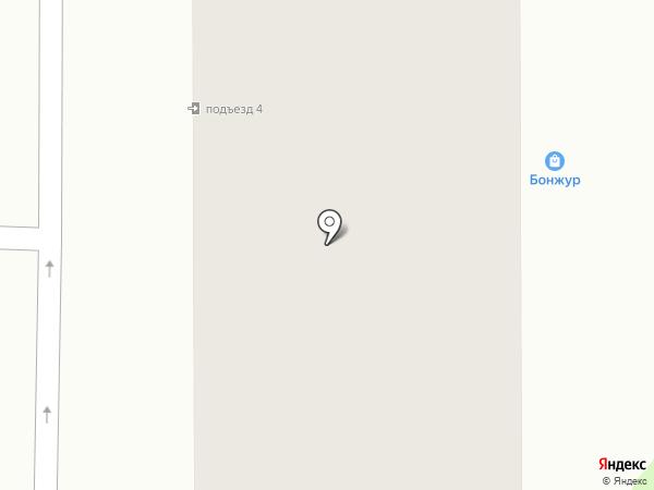 4 лапы на карте Петропавловска-Камчатского