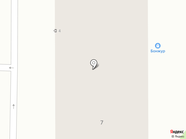 Мельница на карте Петропавловска-Камчатского