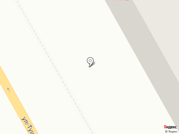 БУК на карте Петропавловска-Камчатского