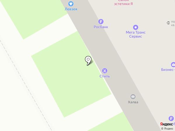 ЛАМПА 41 на карте Петропавловска-Камчатского