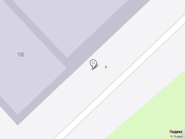Краевой центр детского и юношеского технического творчества на карте Петропавловска-Камчатского