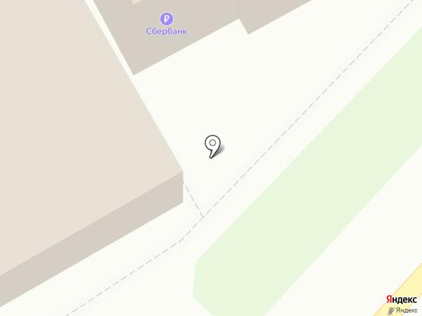 Сбербанк, ПАО на карте Петропавловска-Камчатского