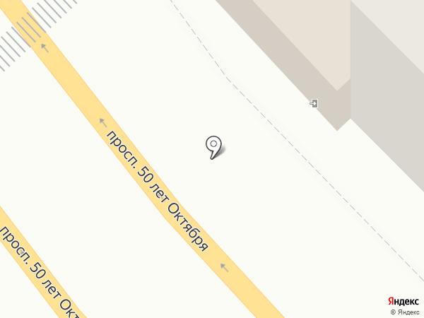 ЛОНХЕЙ на карте Петропавловска-Камчатского