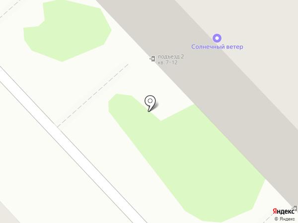 Дом-Сервис+ на карте Петропавловска-Камчатского