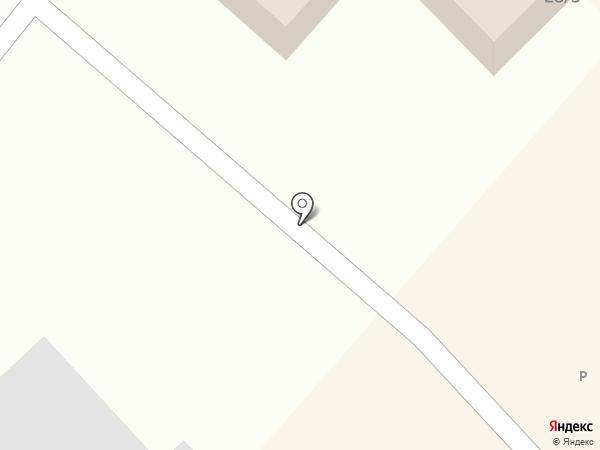 Усадебка на карте Петропавловска-Камчатского