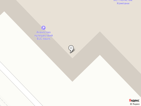 Я-невеста на карте Петропавловска-Камчатского
