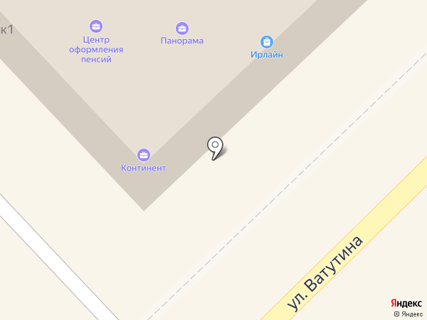 Цветные камни на карте Петропавловска-Камчатского