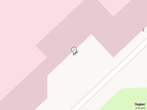 Камчатский краевой противотуберкулезный диспансер на карте Петропавловска-Камчатского