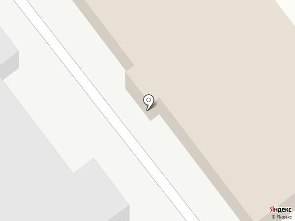 На Косе на карте Петропавловска-Камчатского