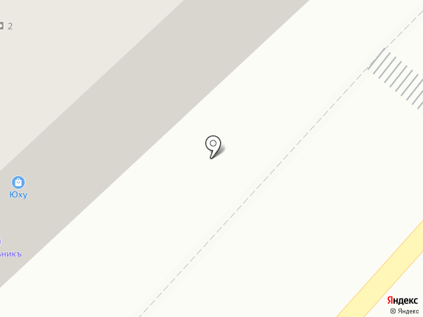 Авто Гид на карте Петропавловска-Камчатского