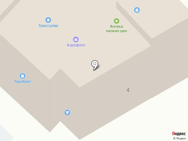 Фабрика радости на карте Петропавловска-Камчатского