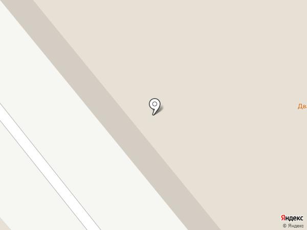 CrossBox на карте Петропавловска-Камчатского