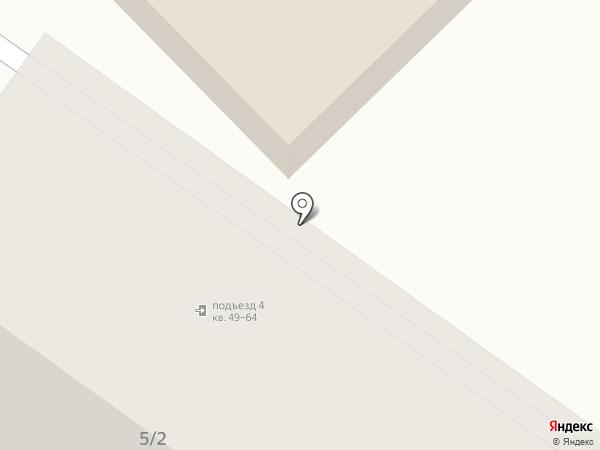 НАШ-1 на карте Петропавловска-Камчатского
