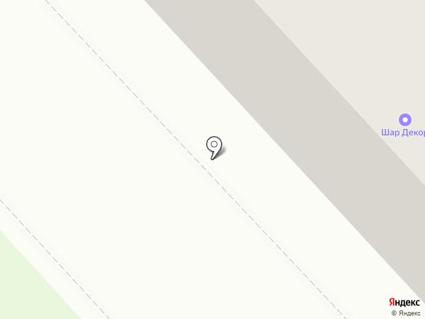 Ателье на карте Петропавловска-Камчатского