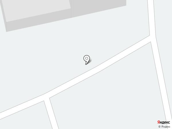 Автостоянка на карте Петропавловска-Камчатского