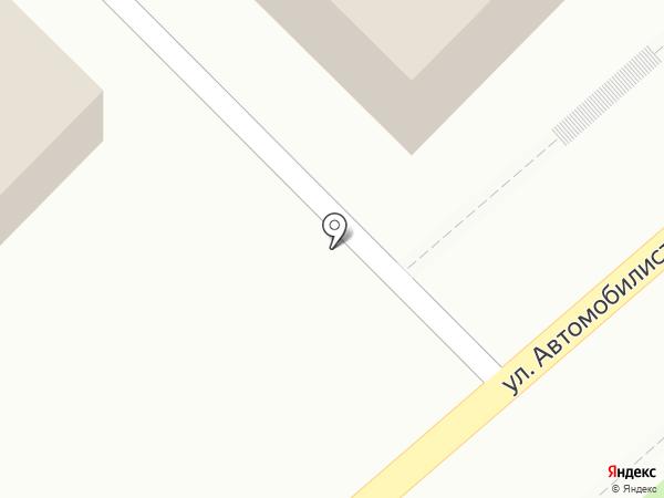 Диксон на карте Петропавловска-Камчатского
