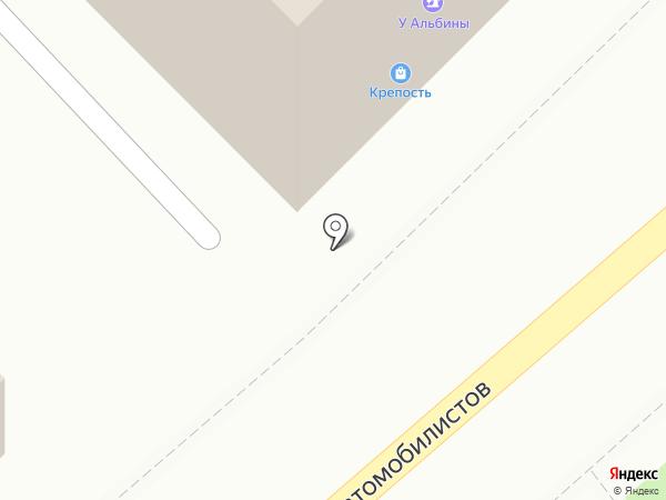 Love радио, FM 100.8 на карте Петропавловска-Камчатского