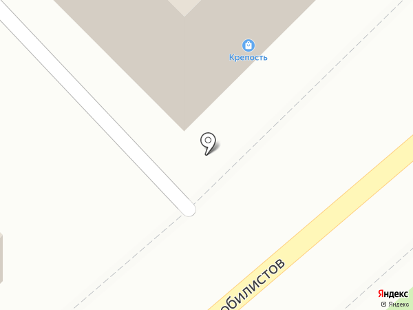 Дача, FM 102.5 на карте Петропавловска-Камчатского
