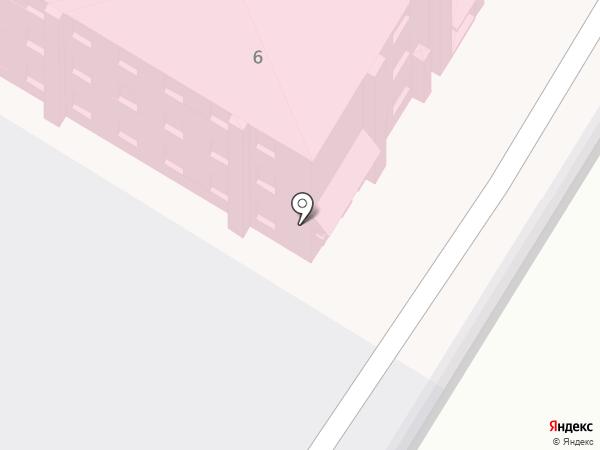 Городская поликлиника №3 на карте Петропавловска-Камчатского