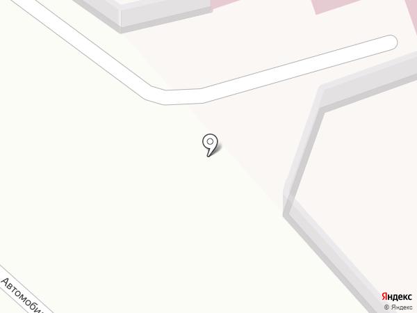 Городская детская инфекционная больница на карте Петропавловска-Камчатского