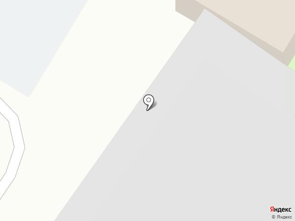 Велкам на карте Петропавловска-Камчатского