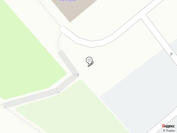 КамчатСтройИнвест на карте Петропавловска-Камчатского