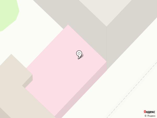 Петропавловск-Камчатская городская стоматологическая поликлиника на карте Петропавловска-Камчатского