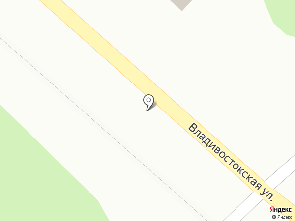 Севил на карте Петропавловска-Камчатского