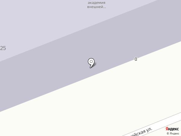 Всероссийская академия внешней торговли Министерства экономического развития РФ на карте Петропавловска-Камчатского