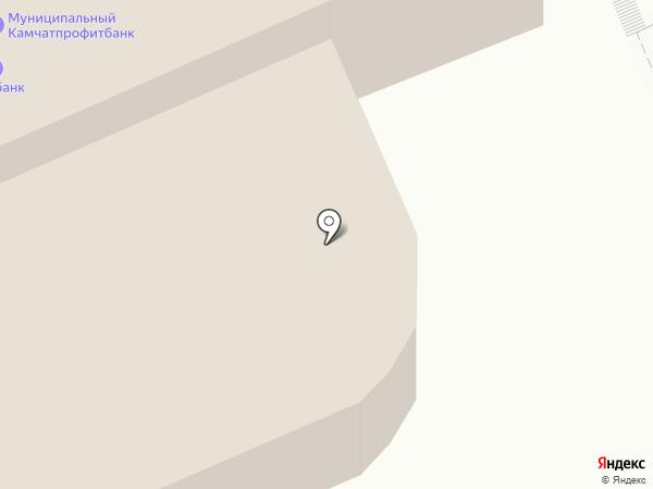 Океанрыбфлот, ПАО на карте Петропавловска-Камчатского