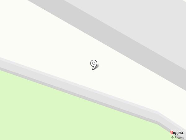 Автомагазин на карте Петропавловска-Камчатского