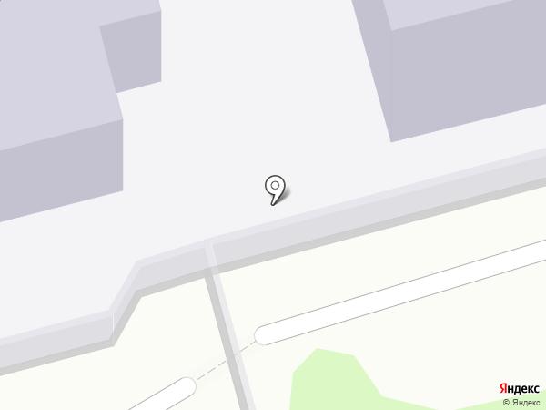 Камчатский государственный университет им. Витуса Беринга на карте Петропавловска-Камчатского