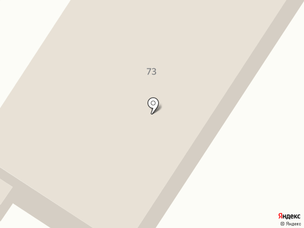 Форвард на карте Петропавловска-Камчатского