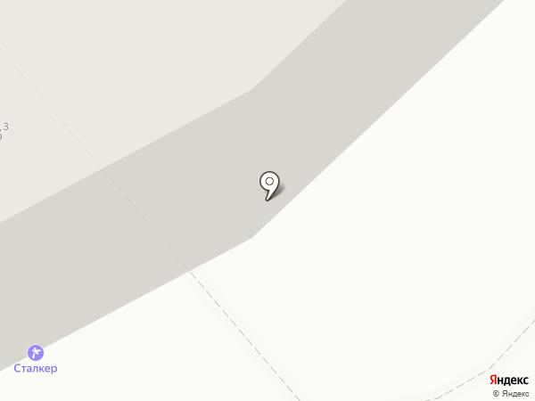 КВК на карте Петропавловска-Камчатского