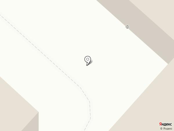 Изолятор временного содержания на карте Петропавловска-Камчатского