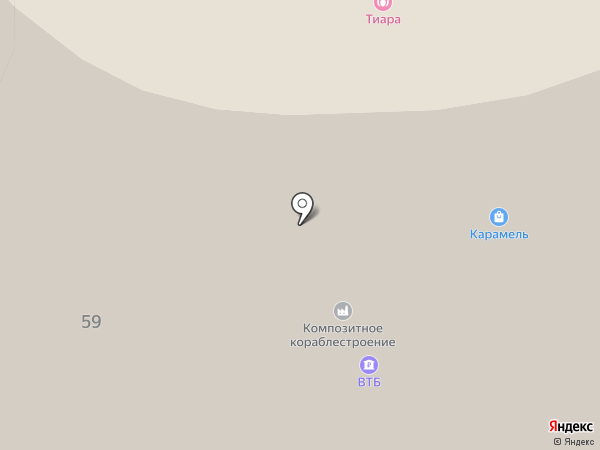 Сервистранс-Карго экспресс на карте Петропавловска-Камчатского