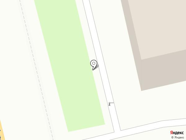Камчатский научно-исследовательский институт рыбного хозяйства и океанографии на карте Петропавловска-Камчатского