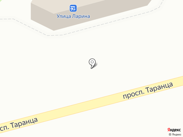 Юкидим на карте Петропавловска-Камчатского