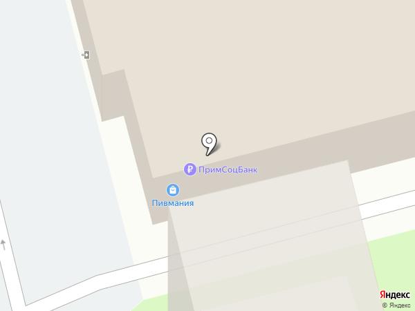 Регионспецсвязь на карте Петропавловска-Камчатского
