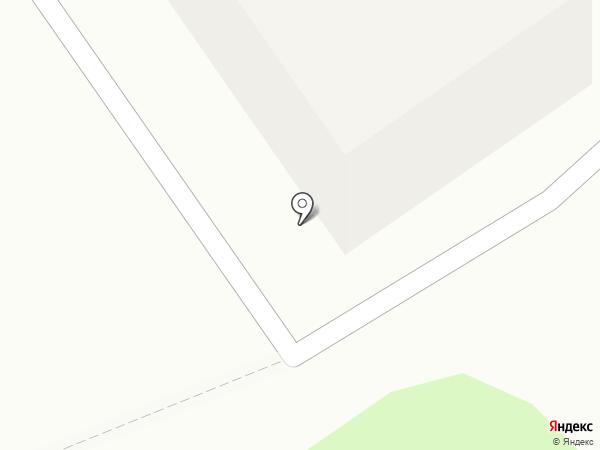 Эко-Дом на карте Петропавловска-Камчатского
