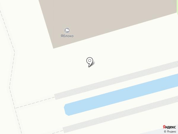 Интим на карте Петропавловска-Камчатского